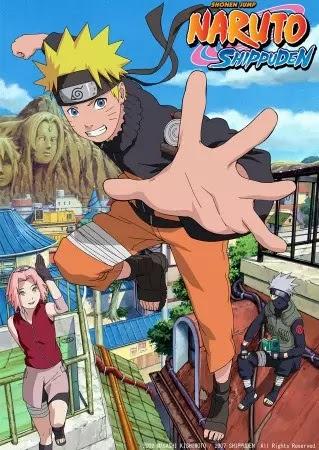Naruto Shippuden – Dublado Online