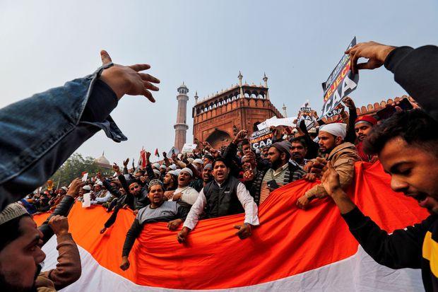 Menteri India Usir Muslim, Dipersilakan ke Negara-Negara Islam