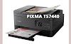 Canon PIXMA TS 7440 Driver Softwar Free Download