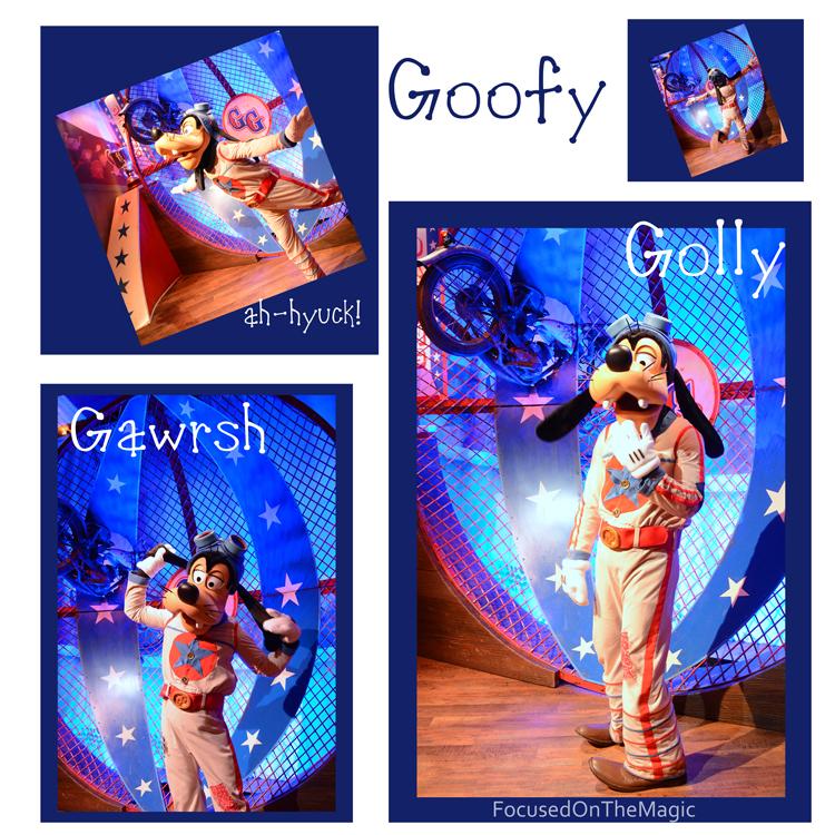 Goofy as the Great Goofini