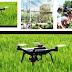 SKYFARM (Hands Free Hectare) Sistem Pertanian Inggris Menanam Barley Hanya Bertenaga Drone dan Traktor