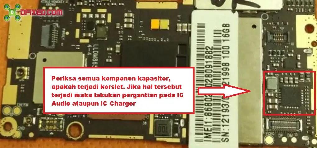 Xiaomi Redmi Note 3 Pro Mati Total Dan Not Charging