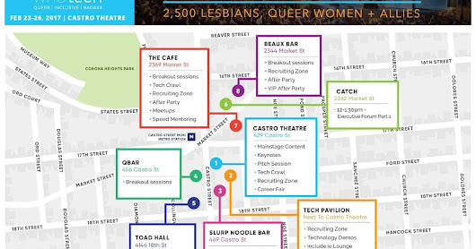 4th Annual Lesbians Who Tech + Allies Summit 23rd to 26th Feb 2017