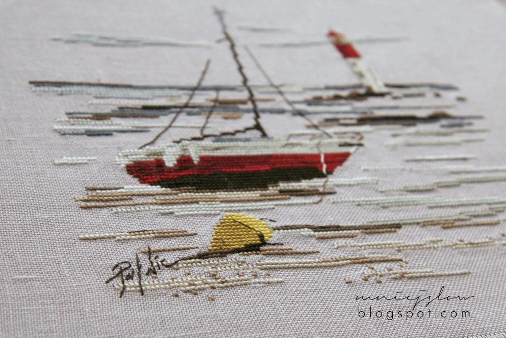 Marée basse - Isabelle Haccourt Vautier, Nicole Porte #2