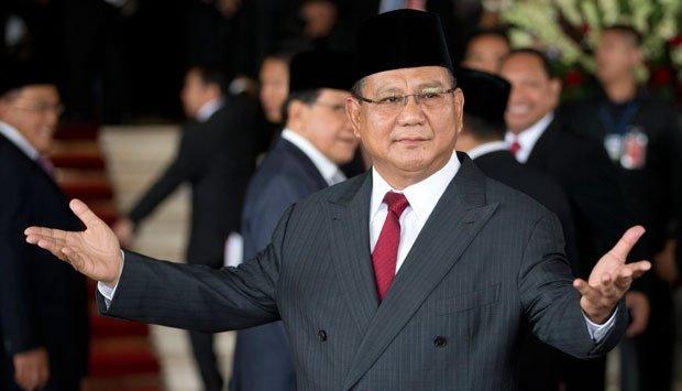 Elektabilitas Presiden Jokowi di Bawah Prabowo