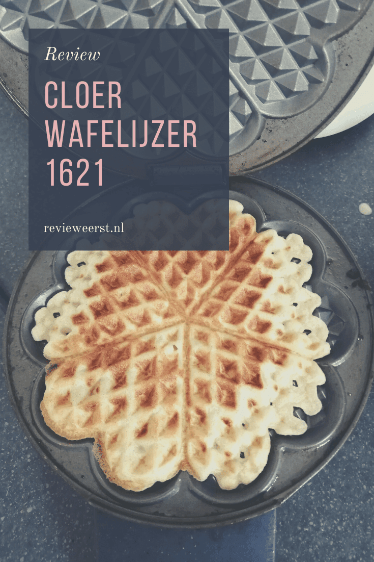 Cloer wafelijzer review