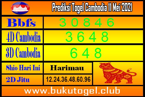 Kamboja Toggle Forecast 11 Mei 2021