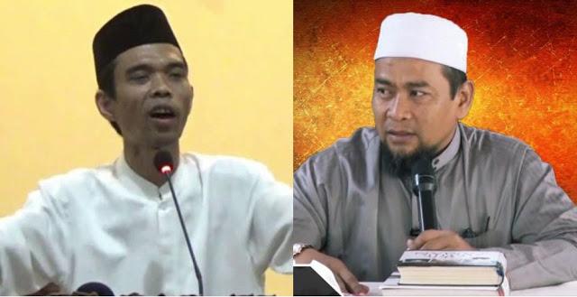 Inilah Doa Ustadz Abdul Somad Untuk Sahabatnya Ustadz Zulkifli Ali