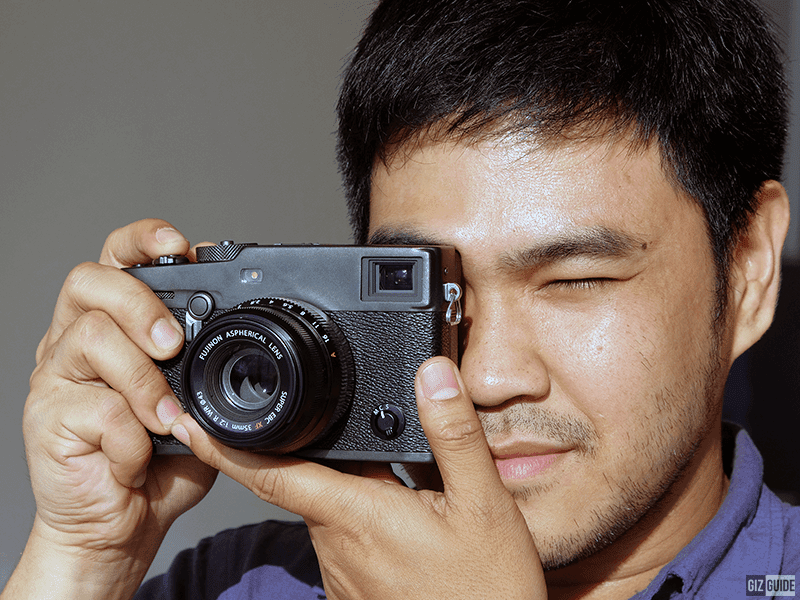 Meet the Fujifilm X-Pro 3 - Titanium-made rangefinder style mirrorless camera