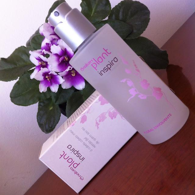 Perfume para cabelos - Natura Plant