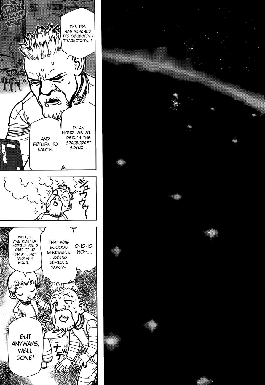 Dr.Stone reboot: Byakuya 4-ENG-[ENG] All People Return to Mother Earth