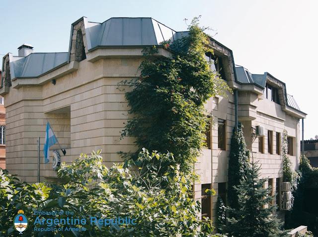 Argentina y Armenia: 10 años de relaciones diplomáticas