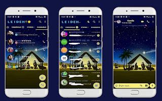 Christmas 3 Theme For YOWhatsApp & Fouad WhatsApp By Leidiane