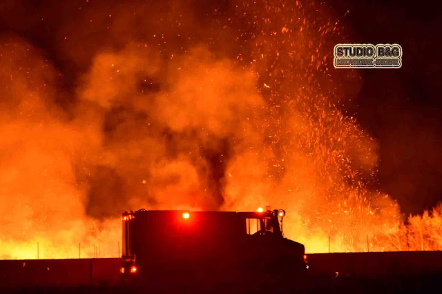 56 νέες πυρκαγιές στο τελευταίο 24ωρο