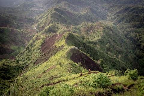 Paket Wisata Trail Running /Lari Alam Bebas (Sport Tourism)