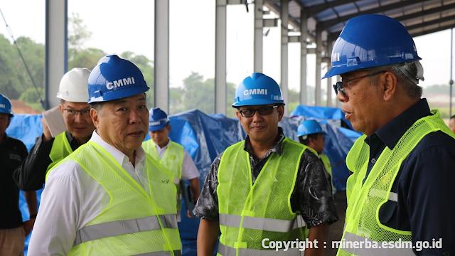 Lowongan Kerja PT Cahaya Modern Metal Industri (CMMI) Cikande Serang Terbaru
