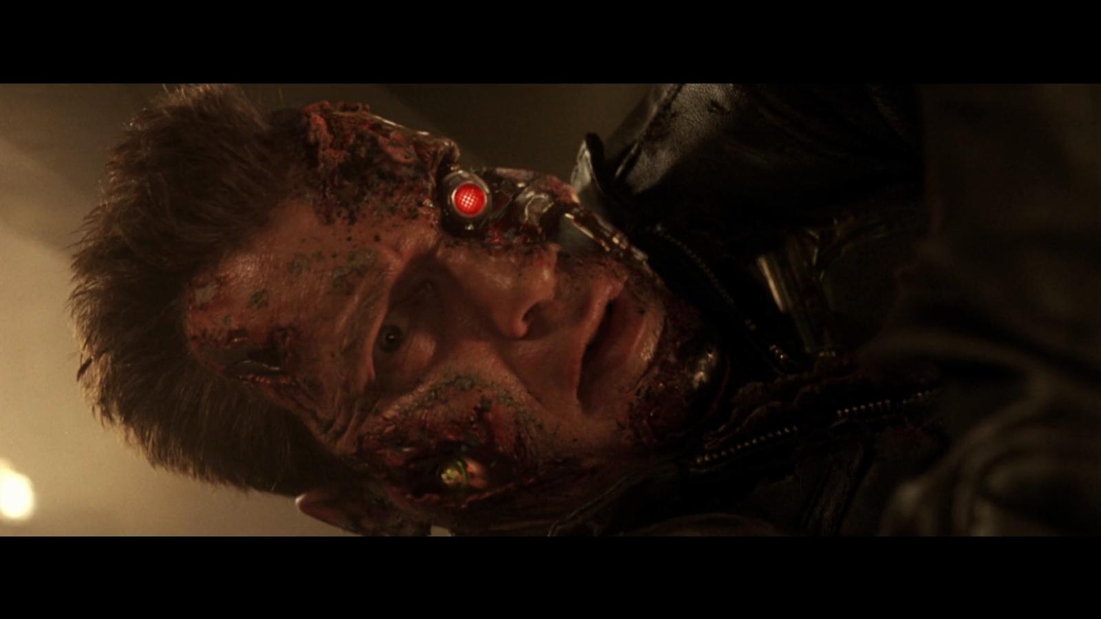 Terminator 3: La Rebelión de las Máquinas (2003) BRRip 720p Latino-Ingles captura 4