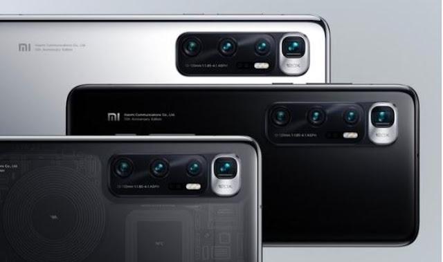 Spesifikasi Xiaomi Mi 10 Ultra