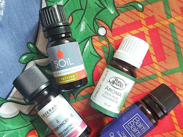 Holiday Essential Oils: 6 More Winter Diffuser Blends