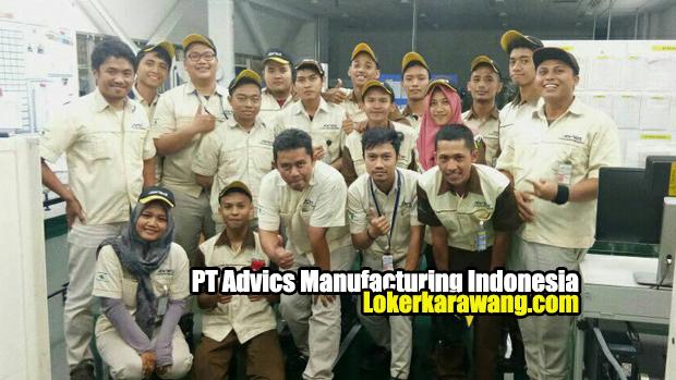 PT Advics Manufacturing Indonesia
