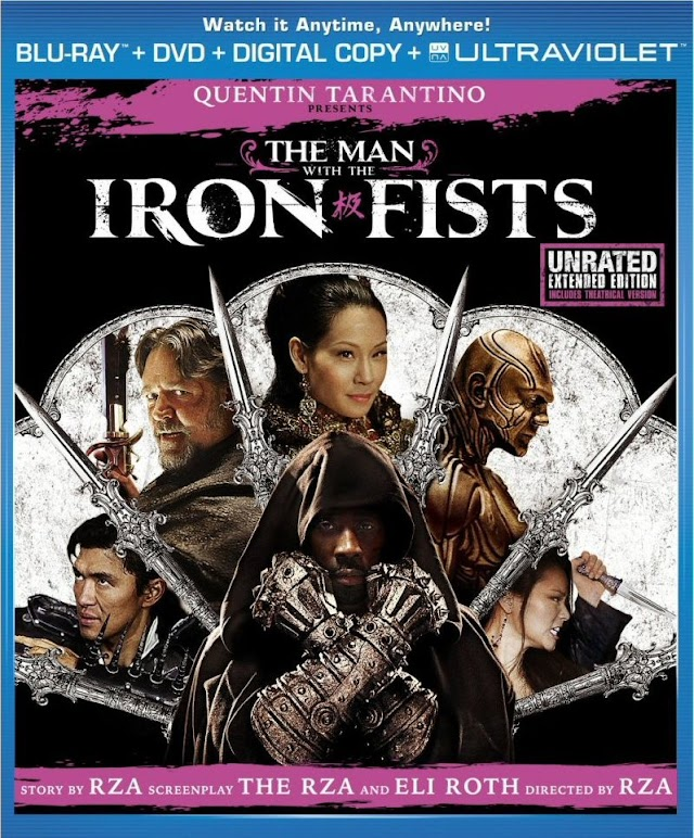 The Man with the Iron Fists 2012 x264 720p Esub BluRay Dual Audio English Hindi GOPI SAHI