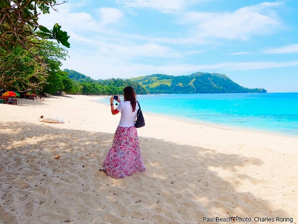 Paal beach in North Sulawesi