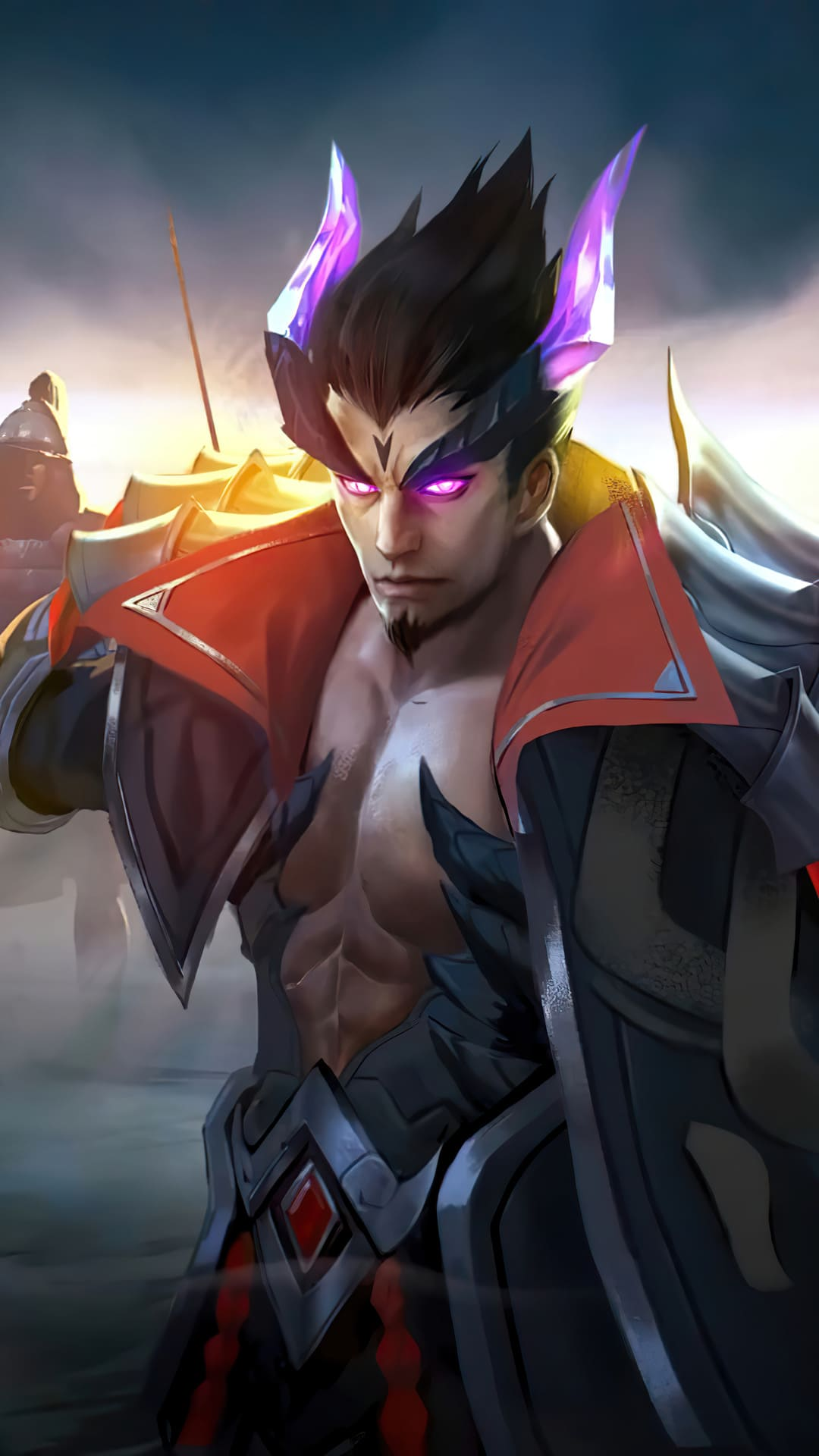 Wallpaper Yu Zhong Mobile Legends hd for mobile hobigame