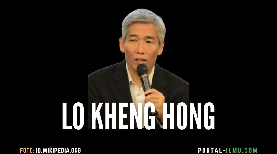 Biografi Lo Kheng Hong