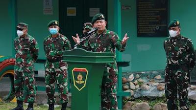 Dudung Tepis Gatot soal TNI Disusupi PKI: Tudingan Keji