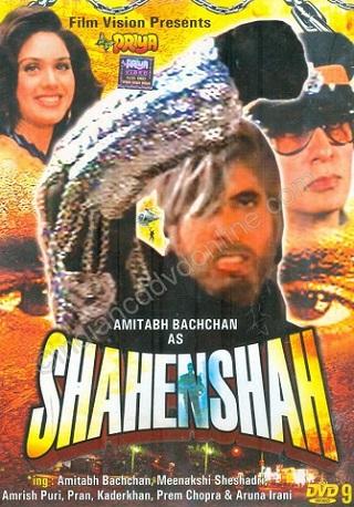 Shehanshah 1988 Hindi Full Movie 1.1GB HDRip 720p