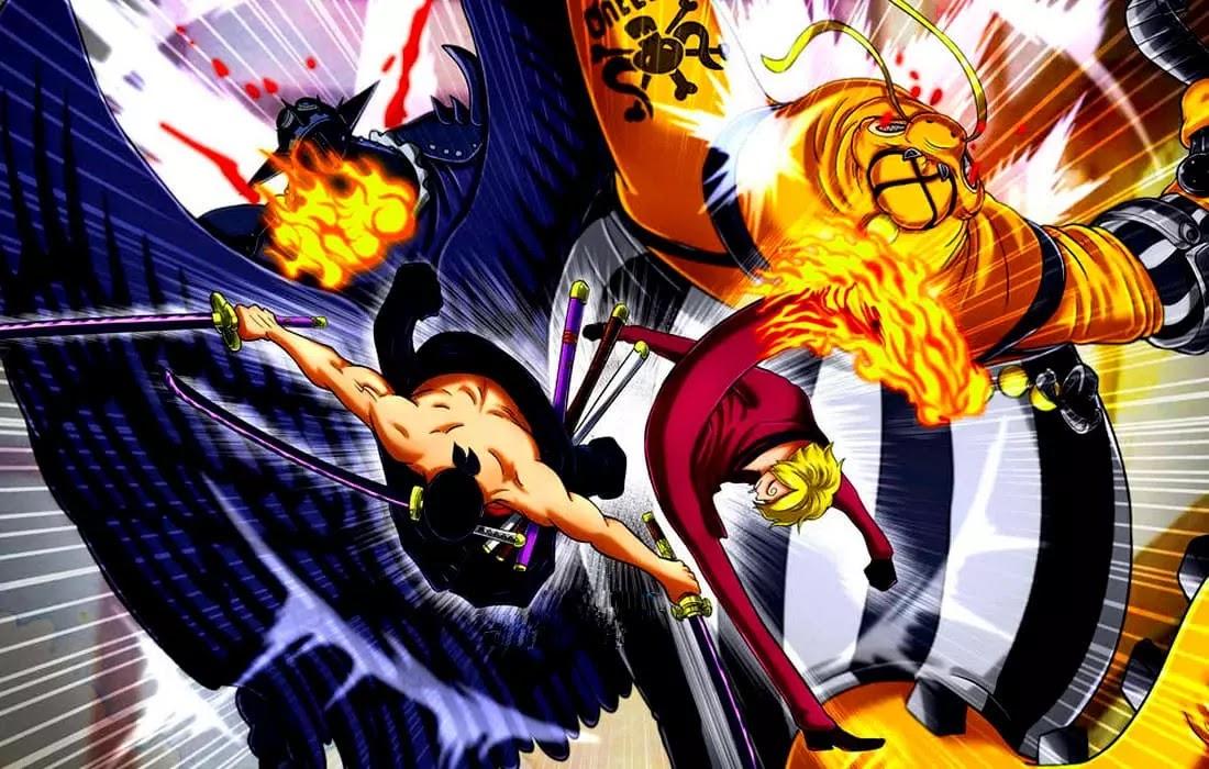 مانجا One Piece الفصل 1023 مترجم