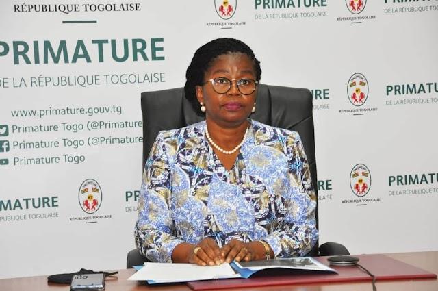 Victoire DOGBE a partagé les expériences du Togo sur les emploi des jeunes liés à la terre