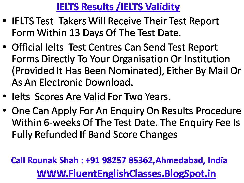Ielts Results India