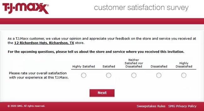 tj maxx customer service