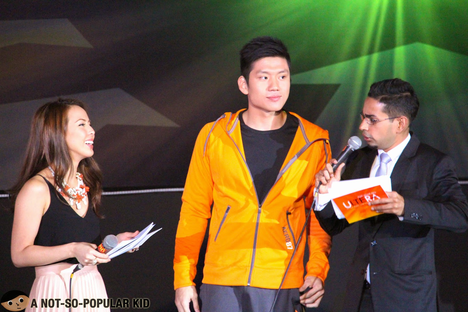 Jeron Teng as one of the brand ambassadors of PLDT Ultera