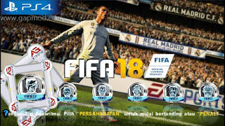 Modpack FIFA 2018 for PES PSP Android by Edi