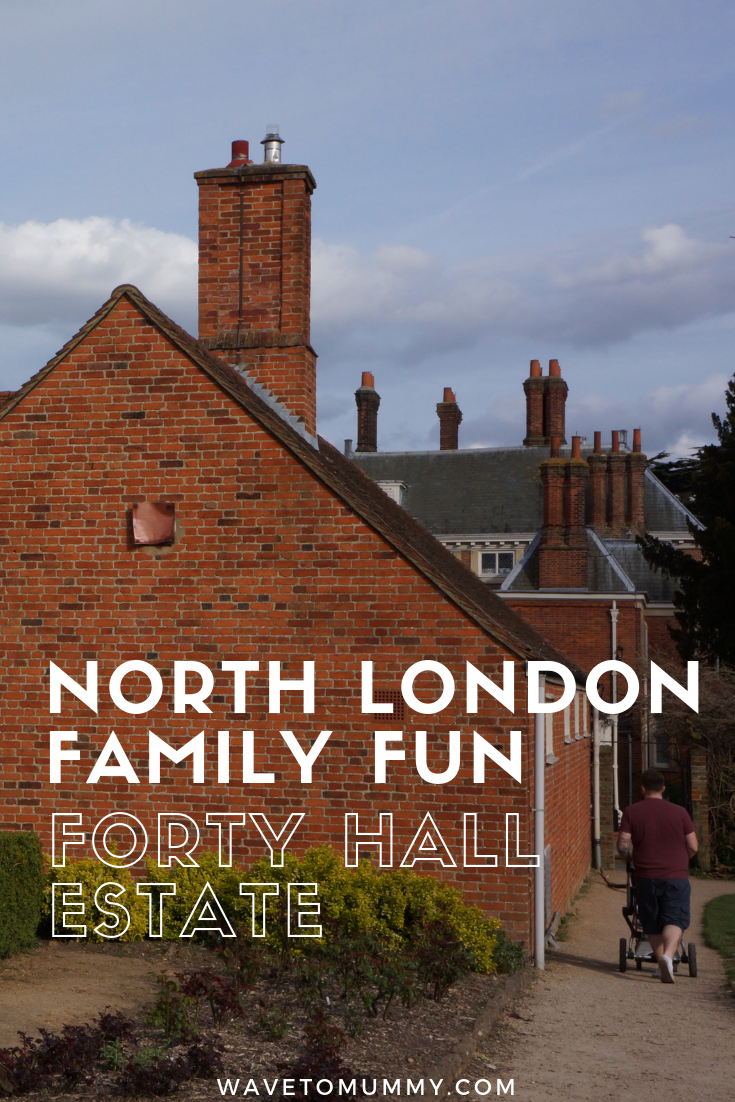 Must-visit North London gem for families! Forty Hall Estate is a great family oriented manor house in North London, with a farm, museum and outdoor walks. This post explains why we like it so much and what is there to do for families!