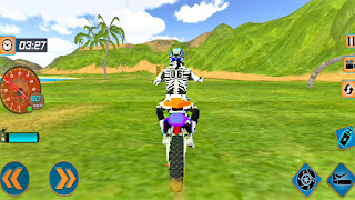 Fearless Beach Bike Stunts Rider Racer - APK Download | Bike Wala Game | Gadi wala game