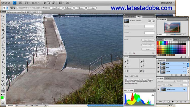 Adobe Photoshop CS4 Free Download Full Latest Version