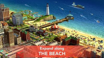 SimCity BuildIt v1.15.9.48109 MOD APK+DATA Terbaru 2016