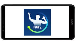 تنزيل برنامج Fitify Pro mod premium مدفوع مهكر بدون اعلانات بأخر اصدار للاندرويد من ميديا فاير