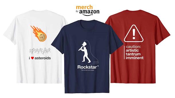 موقع Merch by Amazon