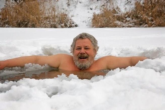 Como ser mais produtivo - banho frio
