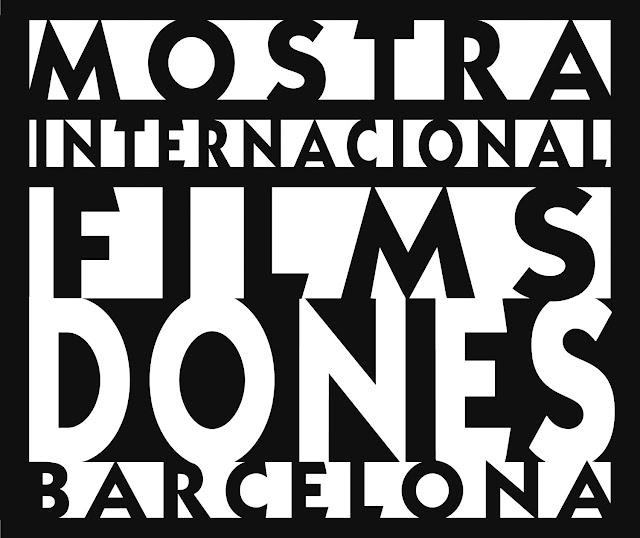 Logo Muestra Internacional de Cine de Mujeres de Barcelona