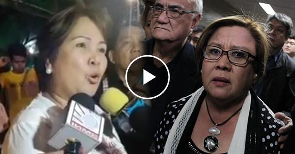 Watch: Sandra Cam, umusok sa galit at sinabing nababagay ikulong si De lima sa Muntinlupa