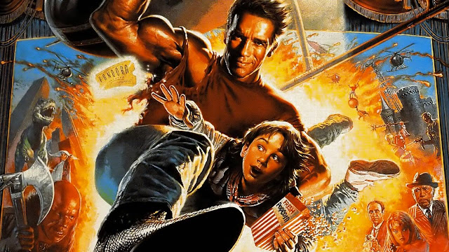 Last Action Hero Schwarzenegger