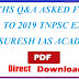 MATHS Q&A ASKED FROM 2013 TO 2019 TNPSC EXAMS BY  SURESH IAS ACADEMY