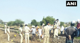Aurangabad Train Accident: महाराष्ट्र से अपने राज्य लौट रहे मजदुर आए ट्रैन की चपेट में ,16 की मौत