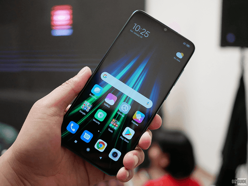 Redmi Note 8 Pro big display