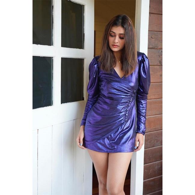 Actress: Payal Rajput Latest PhotoShoot Pictures